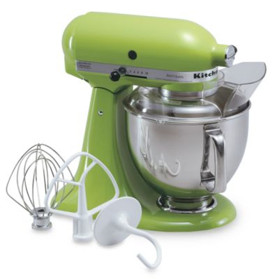 KitchenAid® 5-Quart Artisan™ Stand Mixer in Green Apple