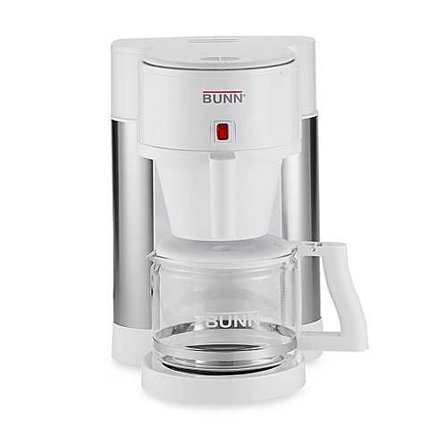 Bunn® Velocity Brew NHBX 10-Cup Home Brewer in White