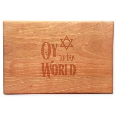 Wood Cheeseboard