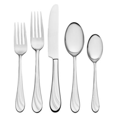 Oneida® Fiorella 65-Piece Flatware Set