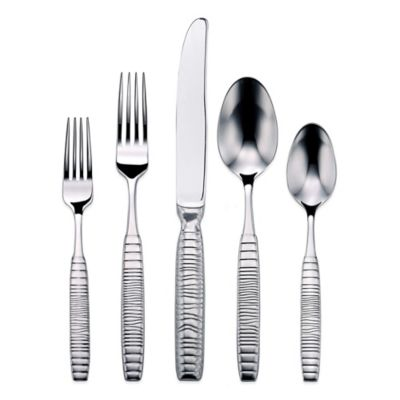 Oneida® Glenwood 65-Piece Flatware Set