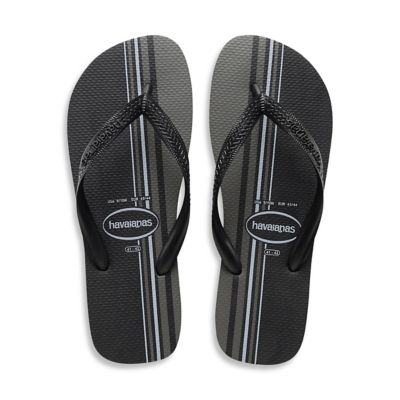 Black Men's Sandal