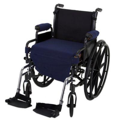 Wheelchair Solutions Wheelie Styles in Denim/Khaki