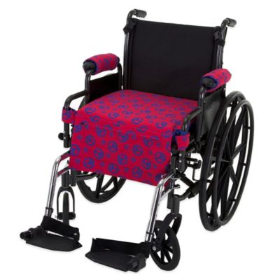Wheelchair Solutions Wheelie Styles in Peace Sign/Blue