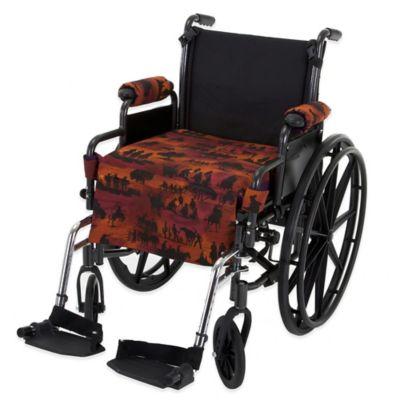 Wheelchair Solutions Wheelie Styles in Cowboy/Dark Purple
