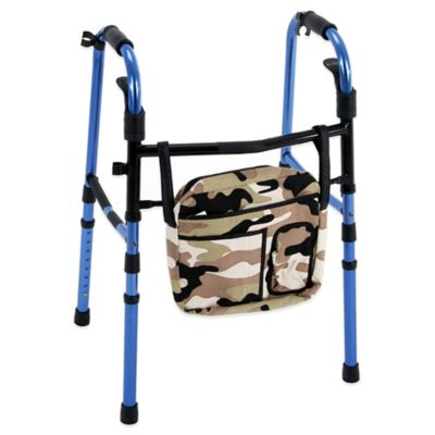 Wheelchair Solutions Wheelie Walker Bag in Camouflage