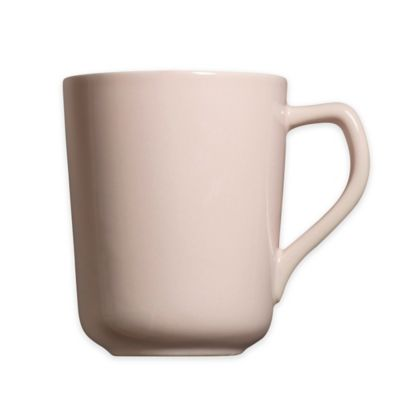 Real Simple® Tea Rose Mug in Pink