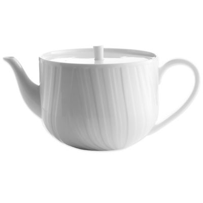 Vera Wang Wedgwood® Vera Organza Teapot