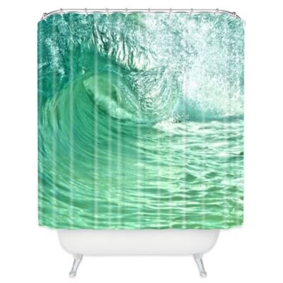 DENY Designs Lisa Argyropoulos Within The Eye Shower Curtain