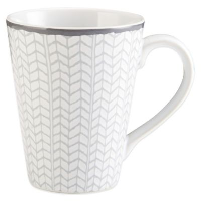 Mikasa® Avery Chevron Mug