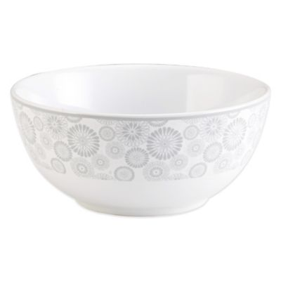 Mikasa® Avery Floral Cereal Bowl
