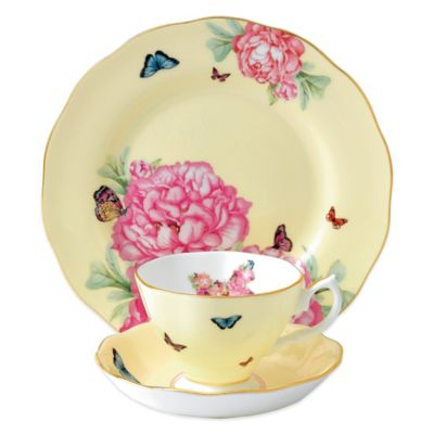 Miranda Kerr for Royal Albert 3-Piece Joy Tea Set
