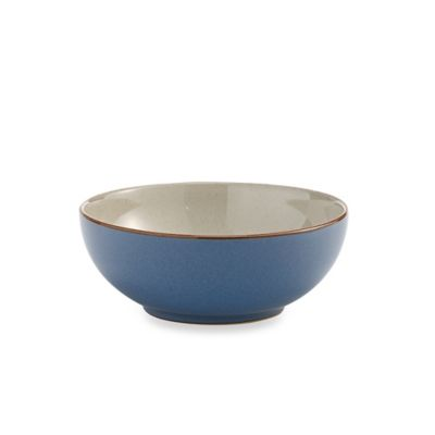 Denby White Soup Bowl