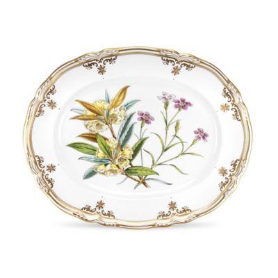 Spode® Stafford Flowers Oval Platter