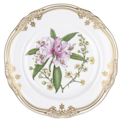 Spode® Stafford Flowers Rhododendron Accent Plate
