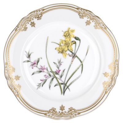 Spode® Stafford Flowers Narcissus Accent Plate