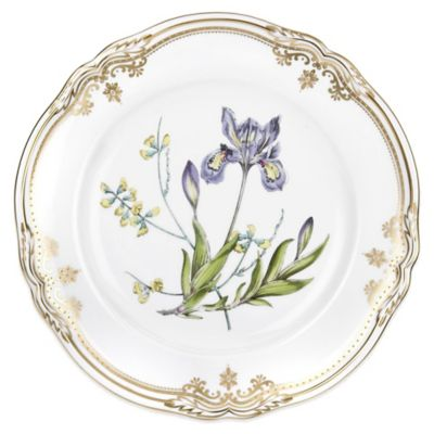 Spode® Stafford Flowers Iris Accent Plate