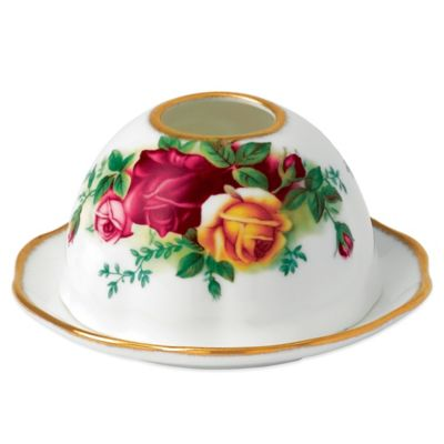 Royal Albert Old Country Roses Tealight Holder