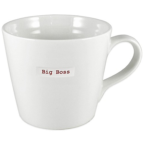 buy keith brymer jones word range big boss large mug from bed bath beyond. Black Bedroom Furniture Sets. Home Design Ideas