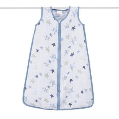 aden + anais® Medium Rock Star Muslin Sleeping Bag