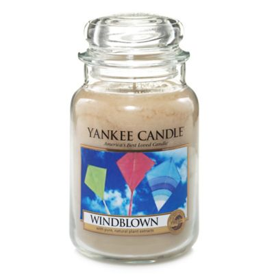 Yankee Candle® Windblown™ Large Jar Candle