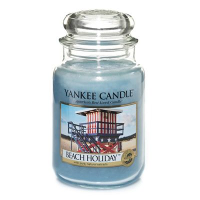 Yankee Candle® Beach Holiday™ Large Jar Candle