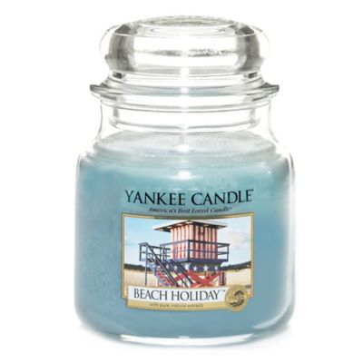 Yankee Candle® Beach Holiday™ Medium Jar Candle