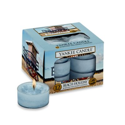 Yankee Candle® Beach Holiday™ Tealights (Set of 12)