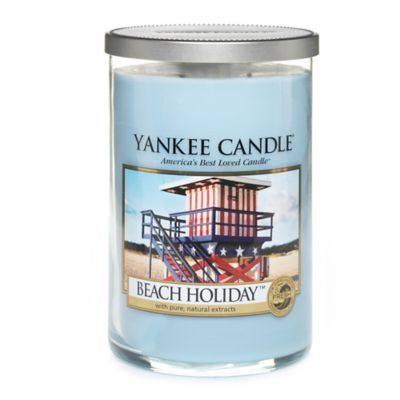 Yankee Candle® Beach Holiday™ Large 2-Wick Tumbler Candle