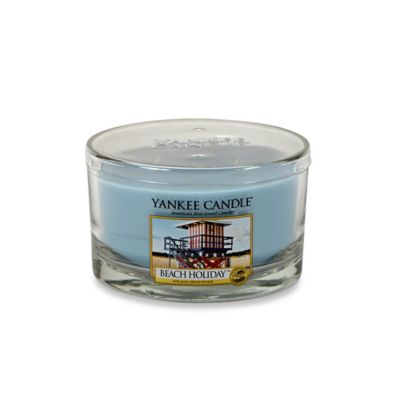 Yankee Candle® Beach Holiday™ 3-Wick Dish Candle