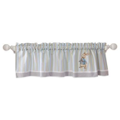 Lambs & Ivy® Peter Rabbit™ Window Valance