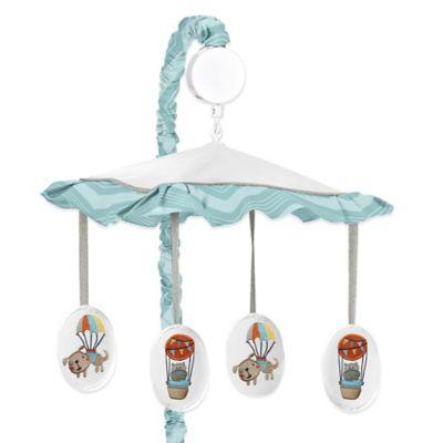 Sweet Jojo Designs Balloon Buddies Musical Mobile