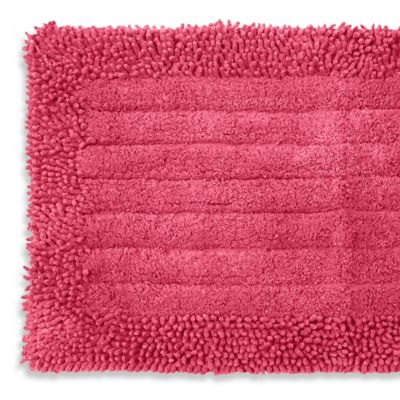 Pam Grace Creations Pink Bath Rug