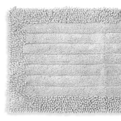 Pam Grace Creations White Bath Rug