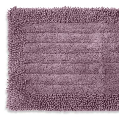 Pam Grace Creations Lavender Bath Rug