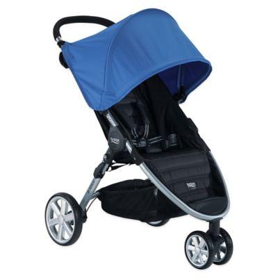 Britax B-Agile 3 Stroller in Sapphire