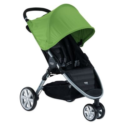 Britax B-Agile 3 Stroller in Meadow