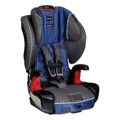 BRITAX Frontier ClickTight Harness-2-Booster Seat in Liberty Sapphire