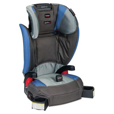 BRITAX Parkway SGL Belt-Positioning Booster Seat in Scout Sapphire