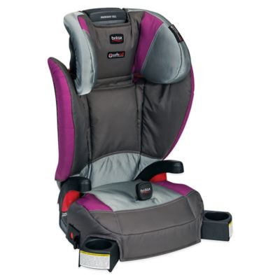 BRITAX Parkway SGL Belt-Positioning Booster Seat in Scout Concord