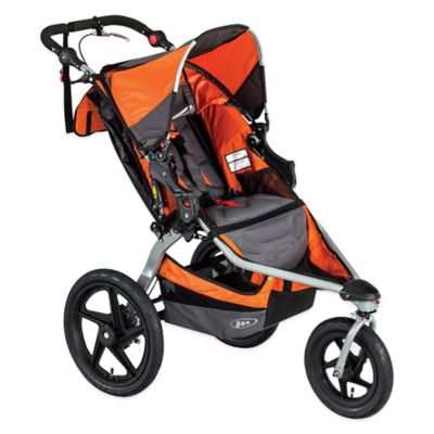 BOB® Revolution® PRO Single Stroller in Orange
