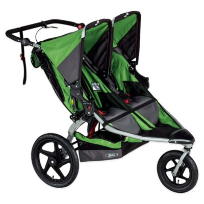 BOB® Revolution® PRO Duallie® Double Stroller in Wilderness