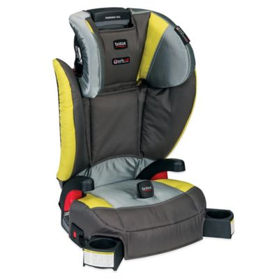 BRITAX Parkway SGL Belt-Positioning Booster Seat in Scout Limeade