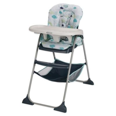 Graco® Slim Snacker™ High Chair in Stratus™