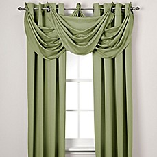Insola® Odyssey Insulating Waterfall Window Valance