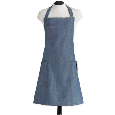 Jessie Steele Denim BBQ Apron