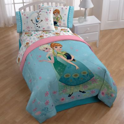 "Disney® ""Frozen"" Perfect Day Twin/Full Comforter"