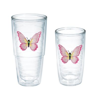 Tervis® All Flutter Butterfly 15 oz. Mug in Pink