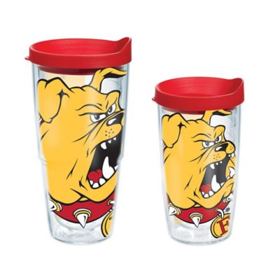 Tervis® Ferris State University Bulldogs 24 oz. Colossal Wrap Tumbler with Lid