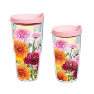 Tervis® Chrysanthemums 16 oz. Wrap Tumbler with Lid